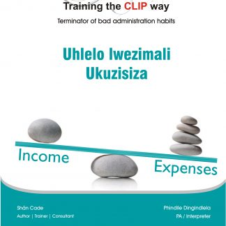 How to: creating a personal budget (Zulu)