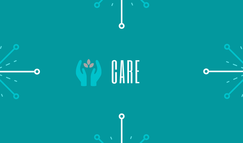 About Us - Our values: Care