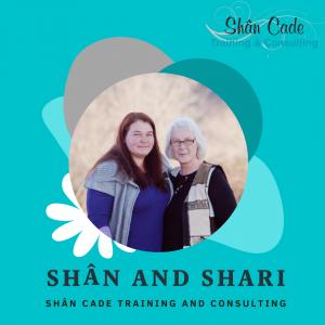 Shân and Shari Cade