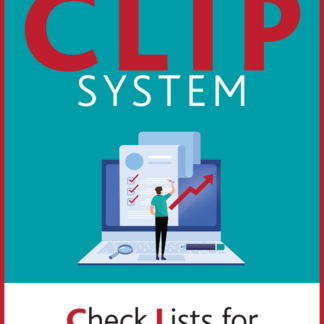 CLIP System book cover- Checklists with improved profitability