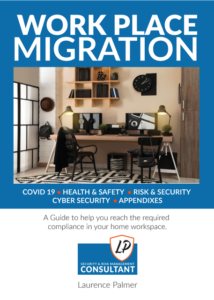 Workplace migration - Book cover - Laurence Palmer